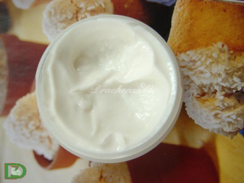 Kokosnuss-Bucht  Whipped Sheacream