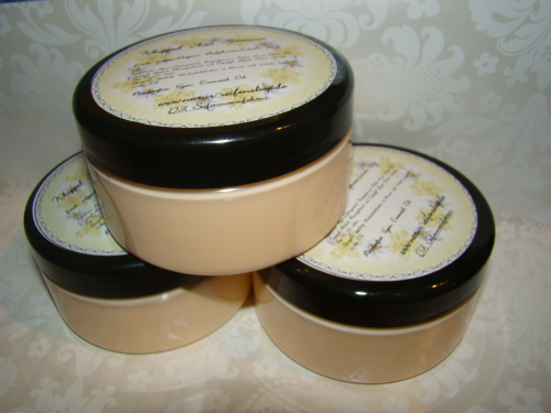 Orange-Mandarinencreme Whipped Shea